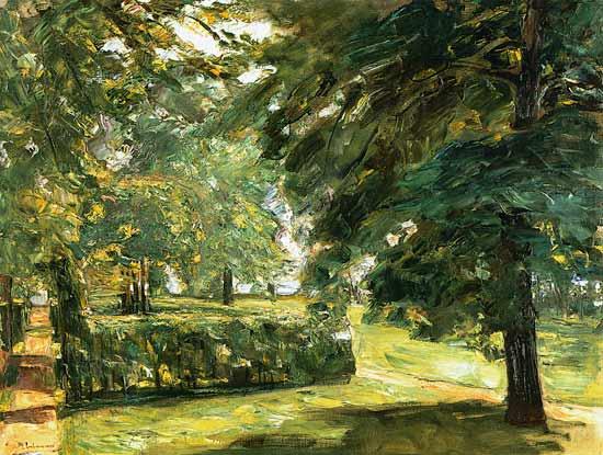 Liebermann Park Landscape