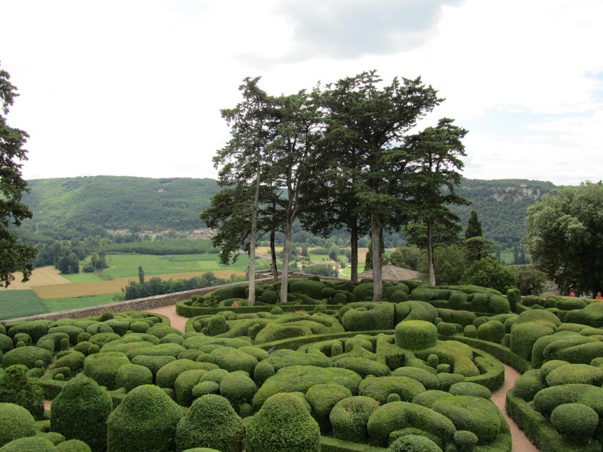 Inspirations: Château deMarqueyssac